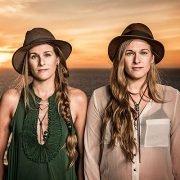 The Shook Twins photographed in San Francisco, CA November 17, 2015©Jay Blakesberg