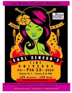 Karl Denson Poster