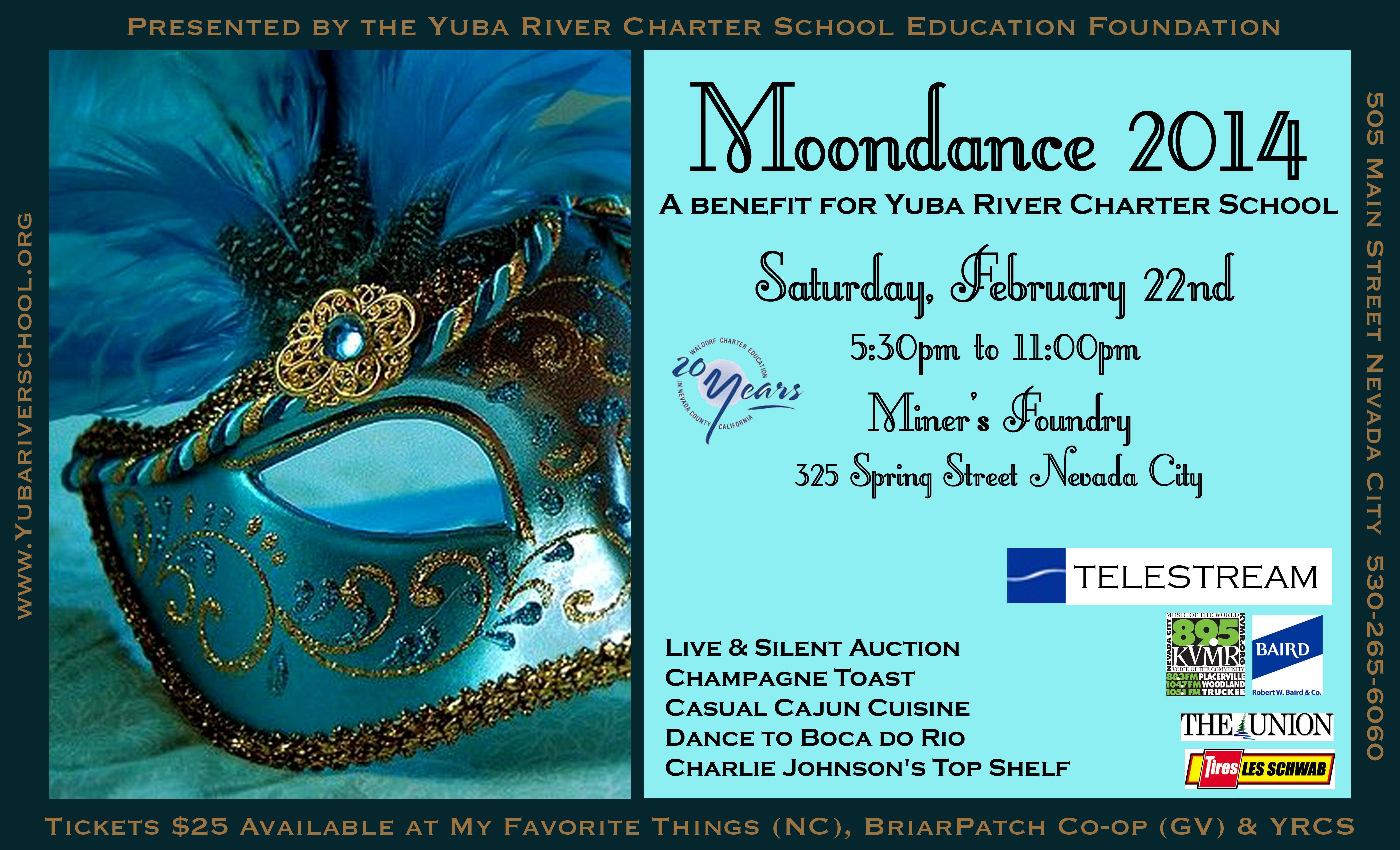 Moondance Poster