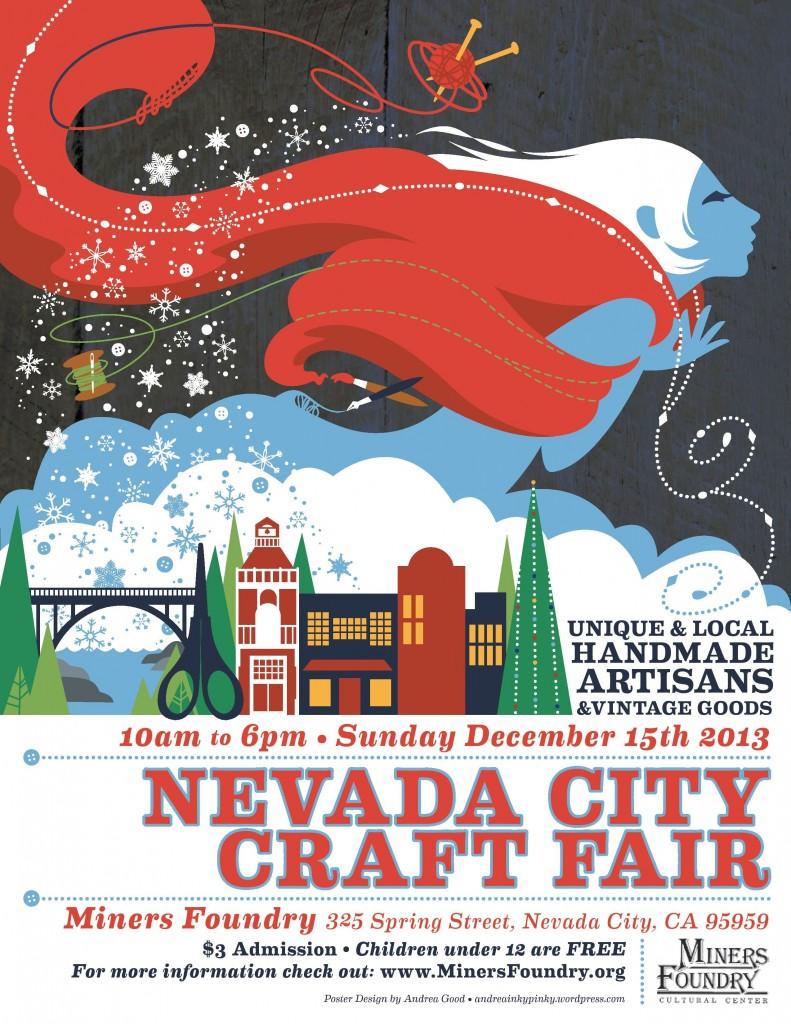 Grass Valley Holiday Craft Fair